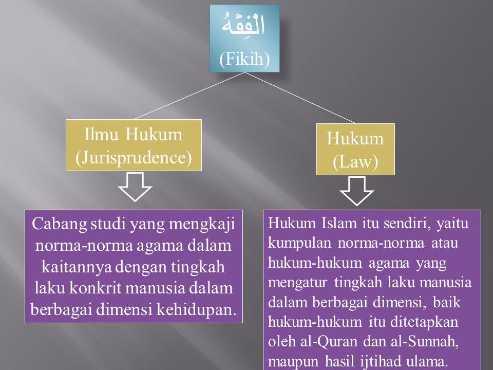 Ilmu Hukum (Jurisprudence)