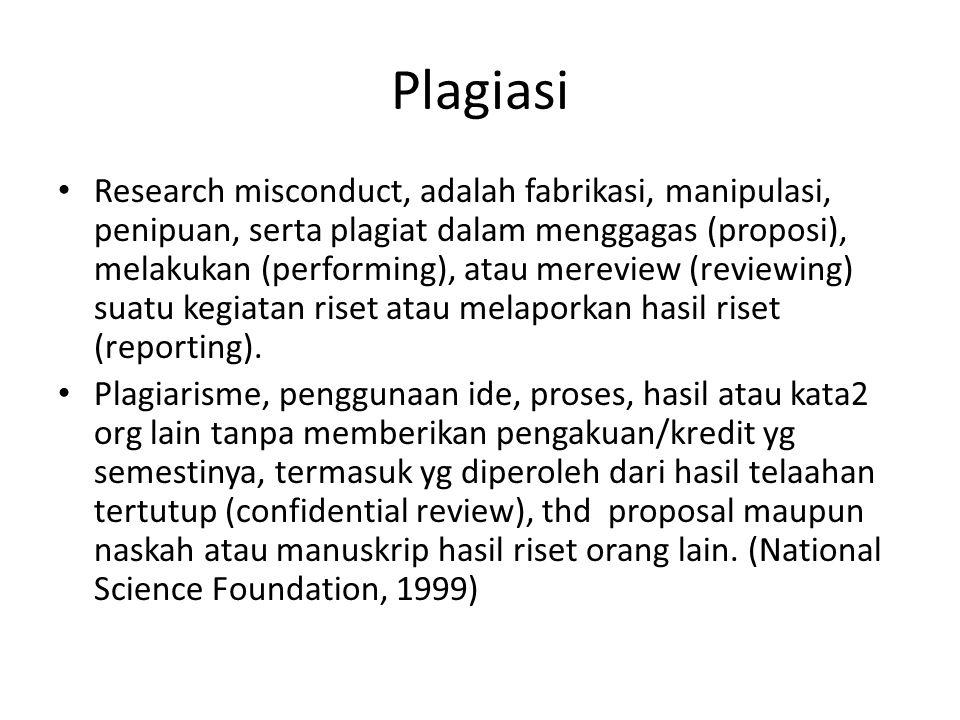 Plagiasi