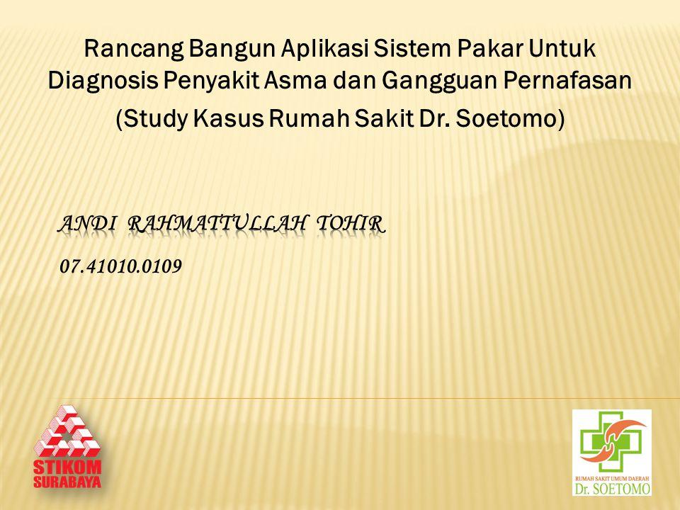 (Study Kasus Rumah Sakit Dr. Soetomo)