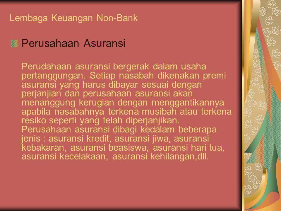 Lembaga Keuangan Non-Bank