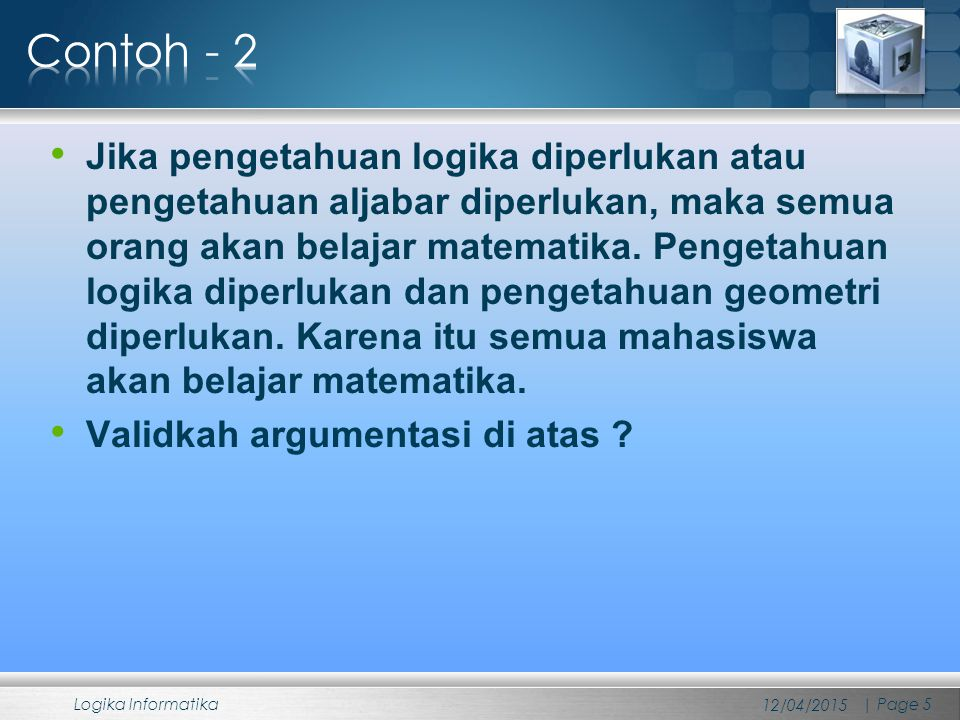 Contoh - 2