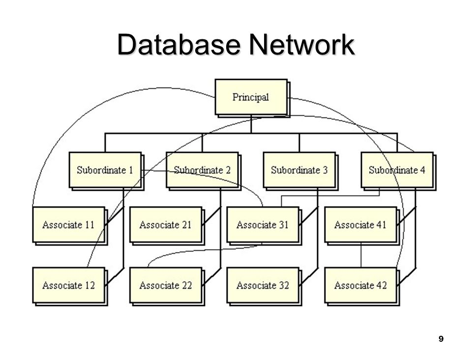 Database Network 9