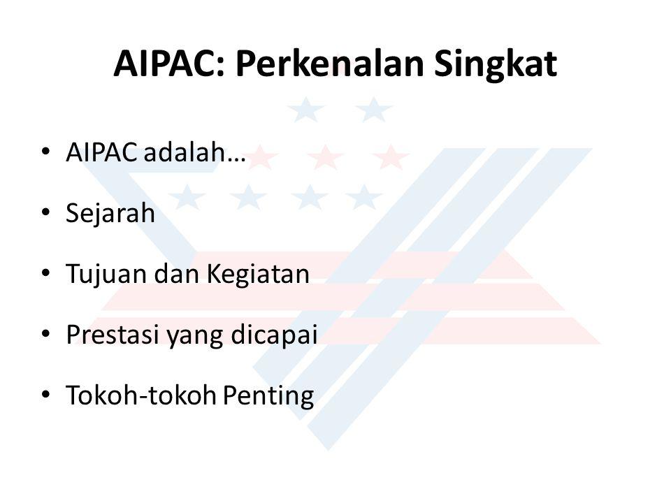 AIPAC: Perkenalan Singkat