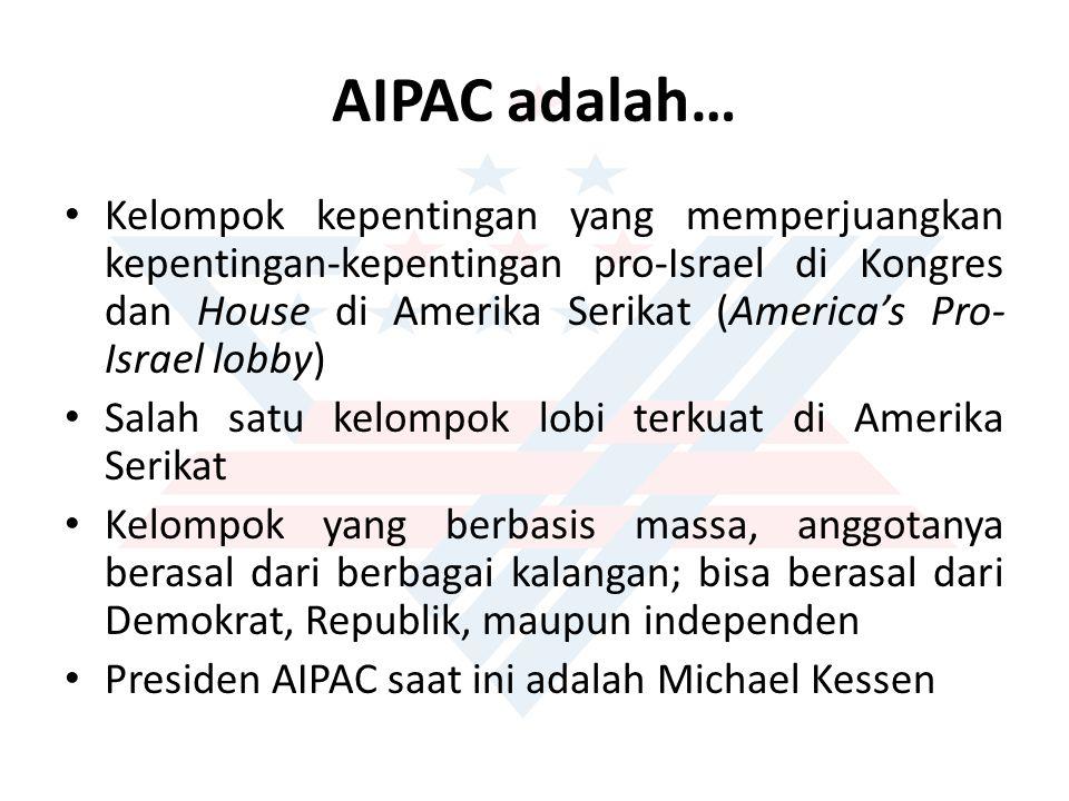 AIPAC adalah…