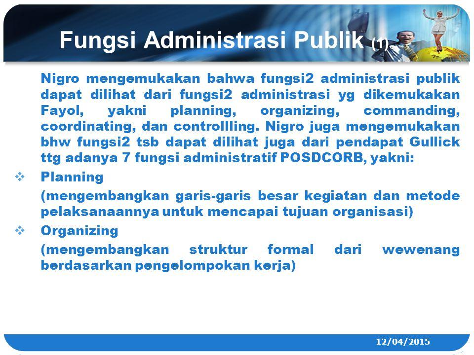 Fungsi Administrasi Publik (1)