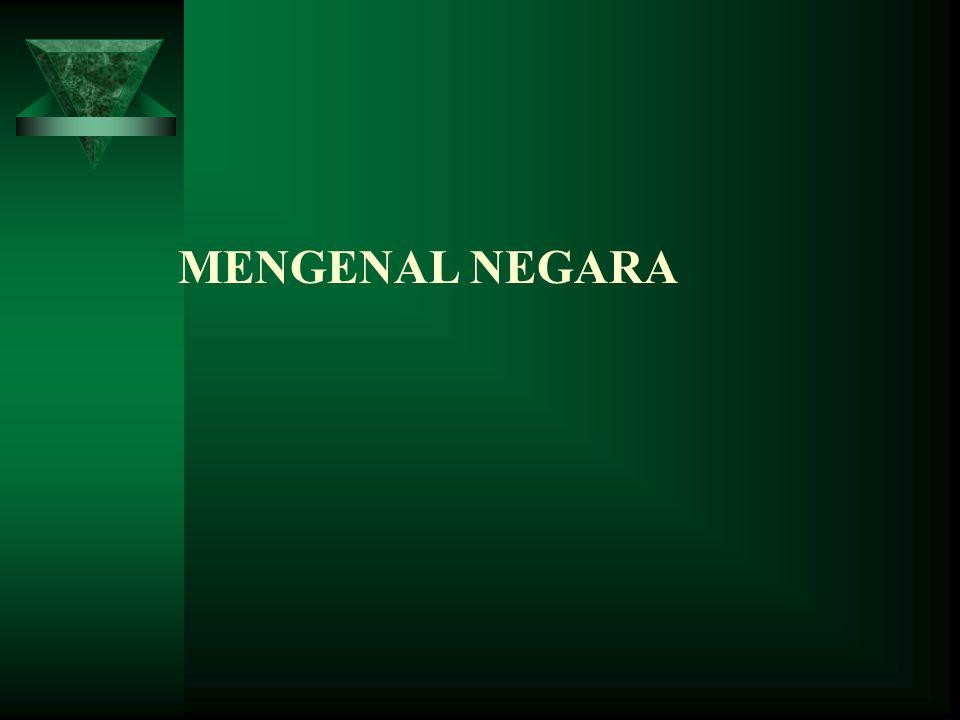 MENGENAL NEGARA