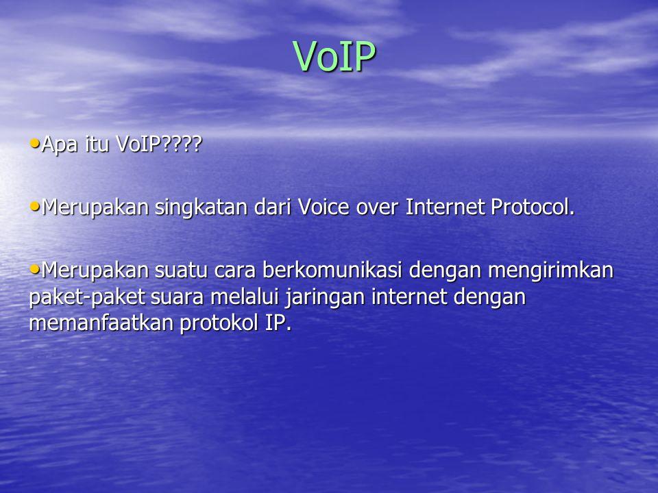 VoIP Apa itu VoIP Merupakan singkatan dari Voice over Internet Protocol.