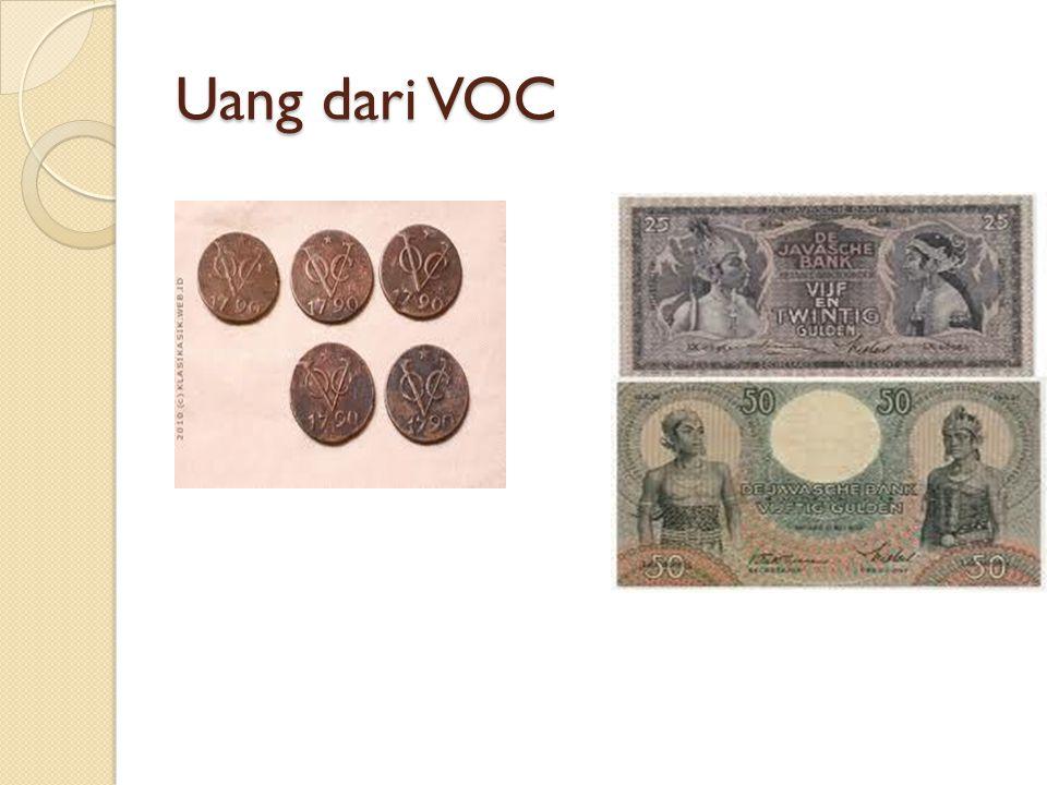 Uang dari VOC