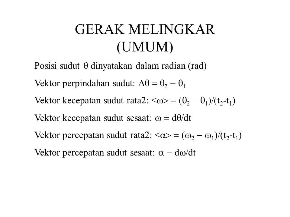 GERAK MELINGKAR (UMUM)