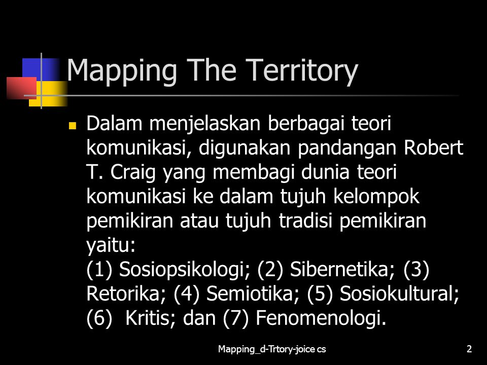 Mapping_d-Trtory-joice cs