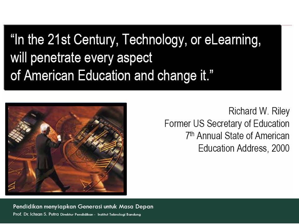 Pendidikan menyiapkan Generasi untuk Masa Depan