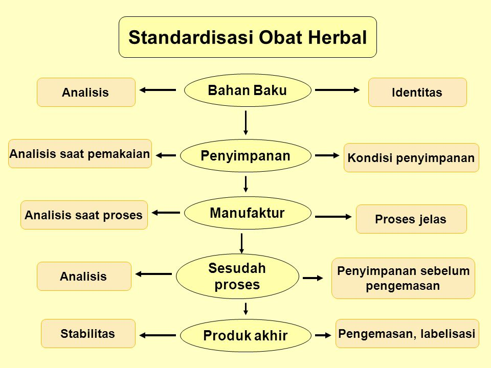 Standardisasi Obat Herbal