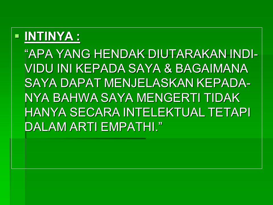 INTINYA :