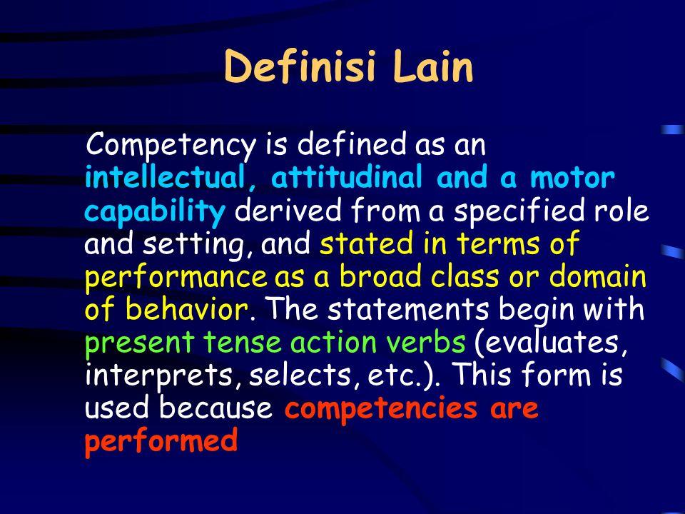 Definisi Lain