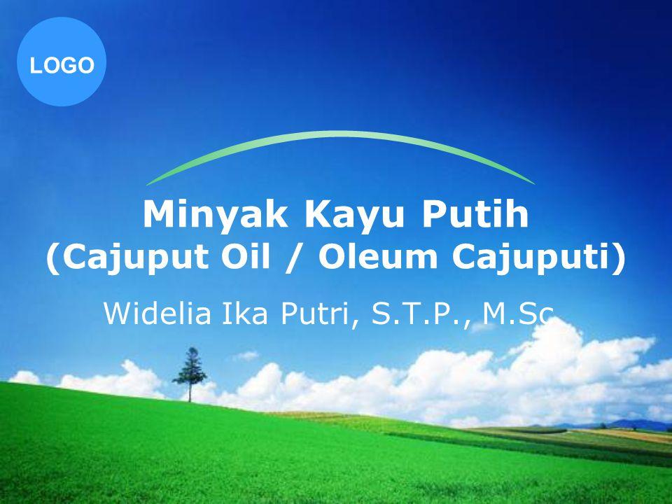 Minyak Kayu Putih (Cajuput Oil / Oleum Cajuputi)