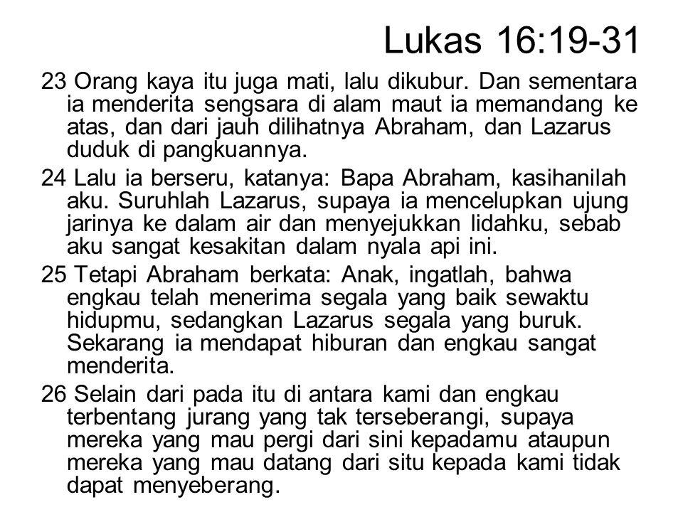 Lukas 16:19-31