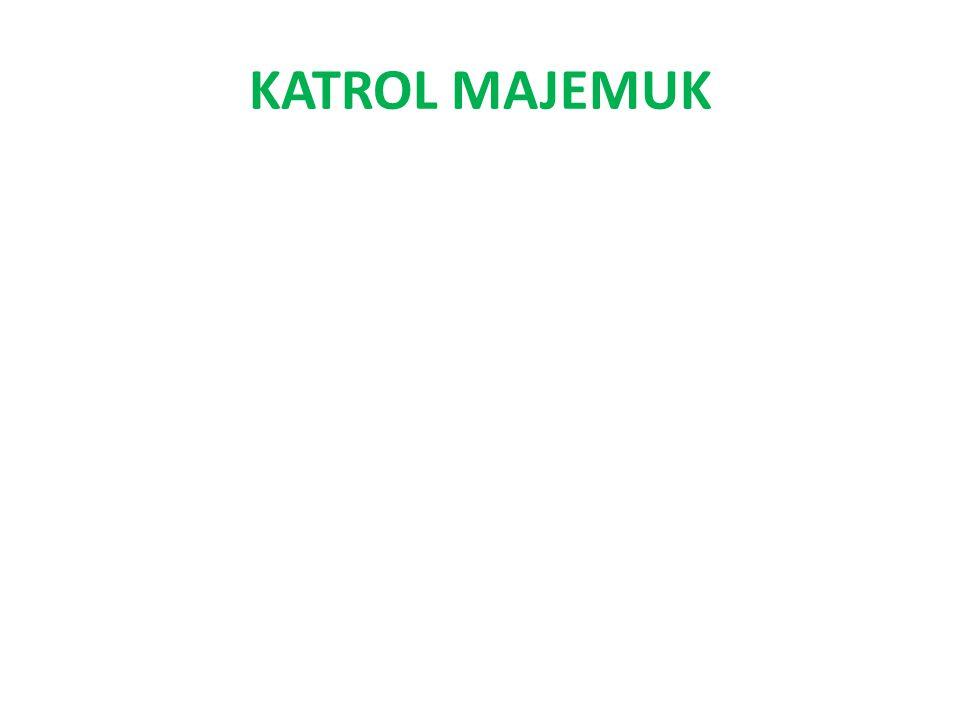 KATROL MAJEMUK