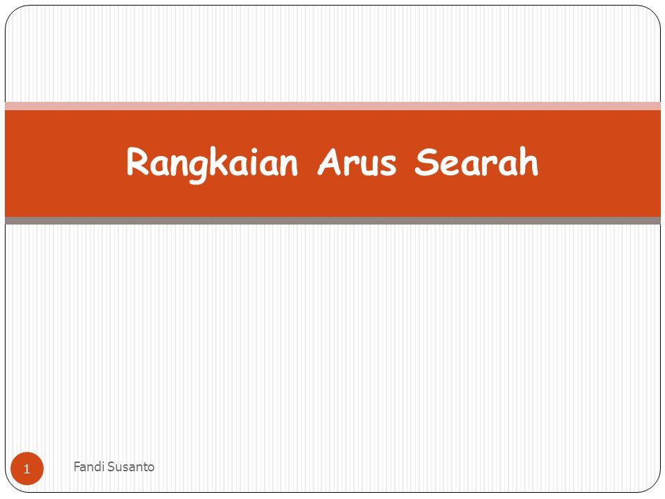 Rangkaian Arus Searah Fandi Susanto