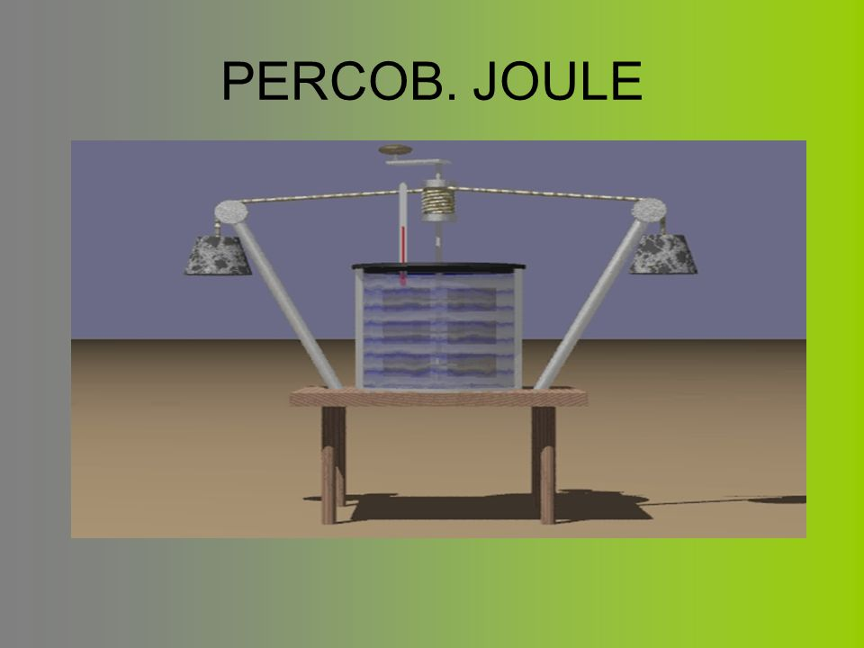 PERCOB. JOULE