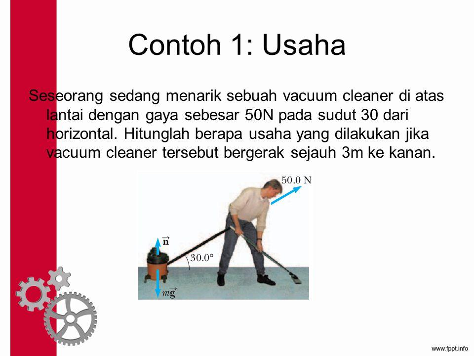 Contoh 1: Usaha