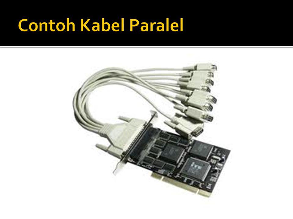 Contoh Kabel Paralel