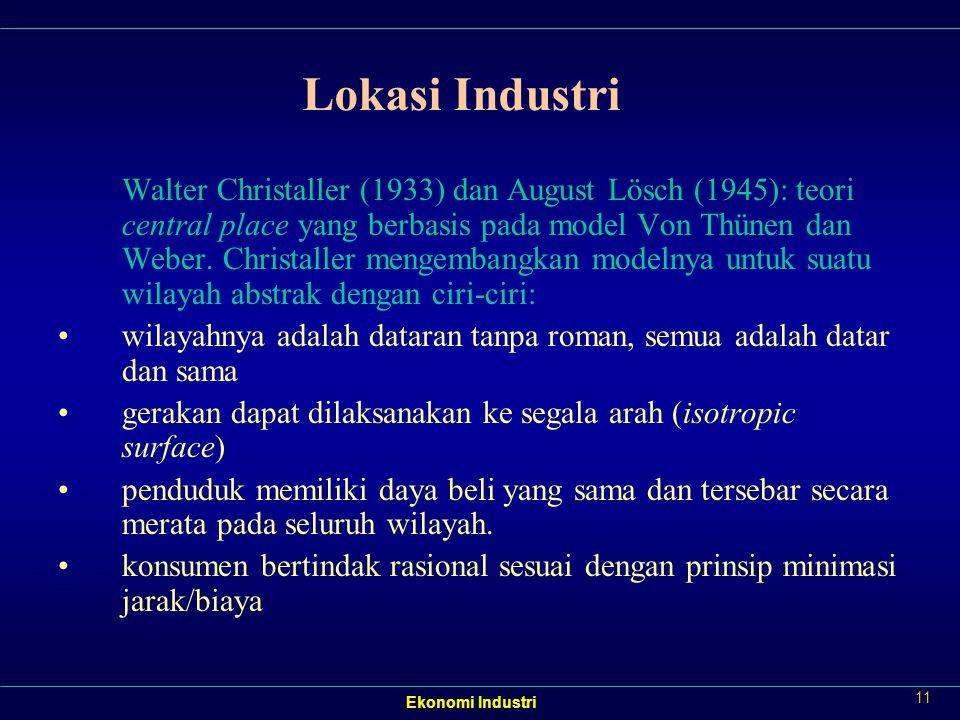 Lokasi Industri
