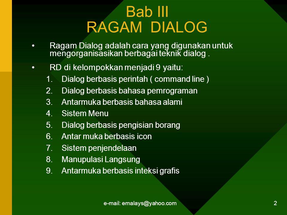 e-mail: emalays@yahoo.com