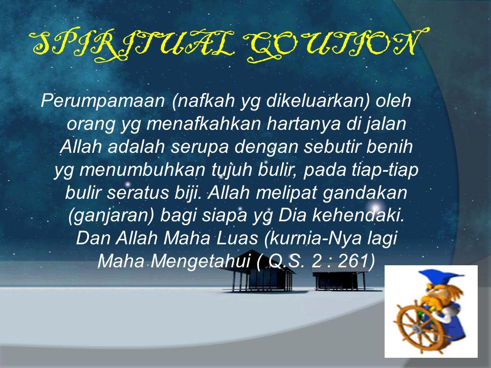 SPIRITUAL QOUTION
