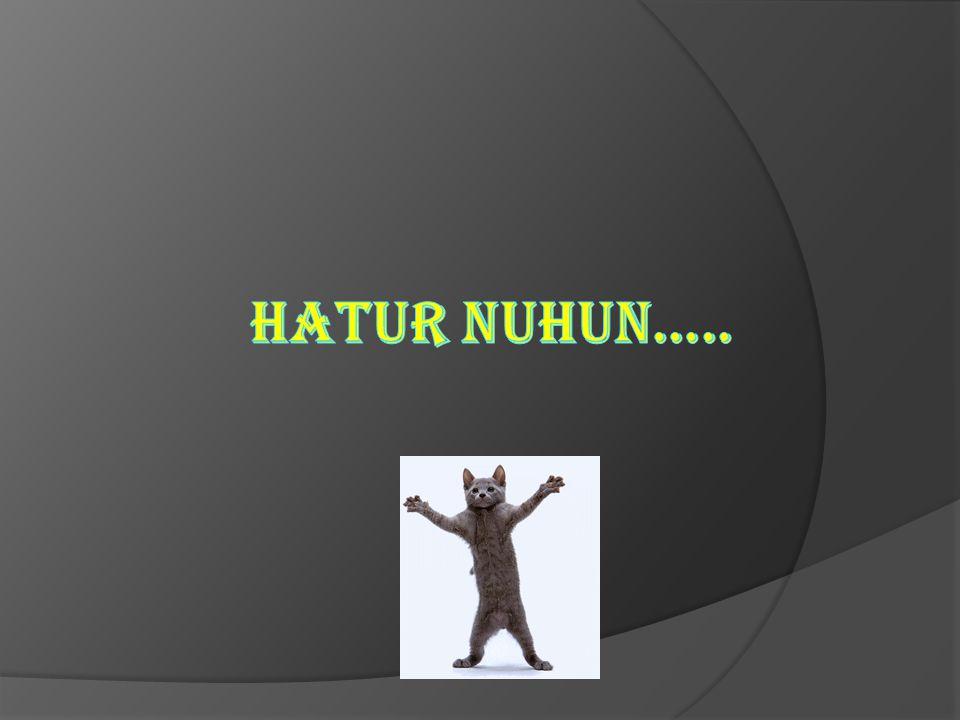 HATUR NUhUN…..