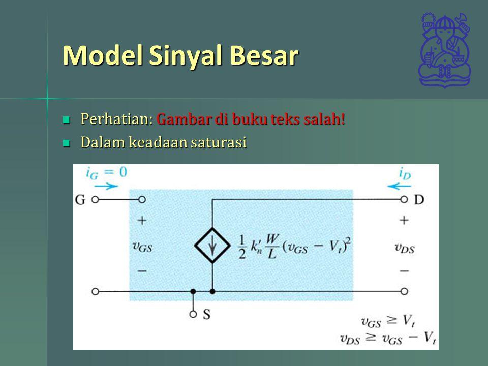 Model Sinyal Besar Perhatian: Gambar di buku teks salah!