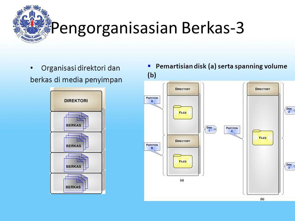 Pengorganisasian Berkas-3