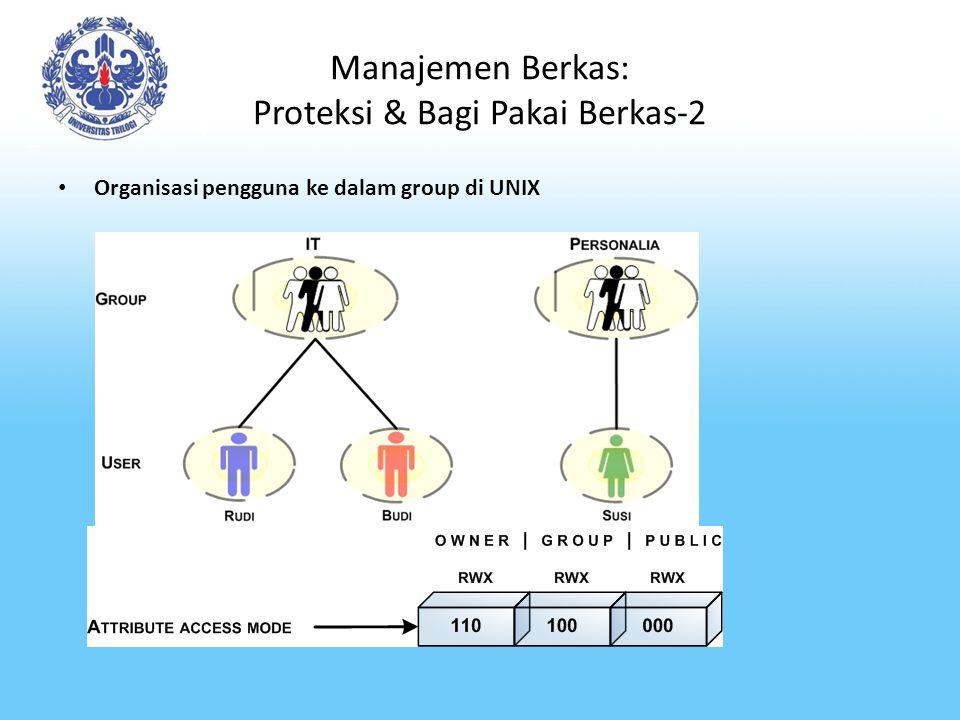 Manajemen Berkas: Proteksi & Bagi Pakai Berkas-2