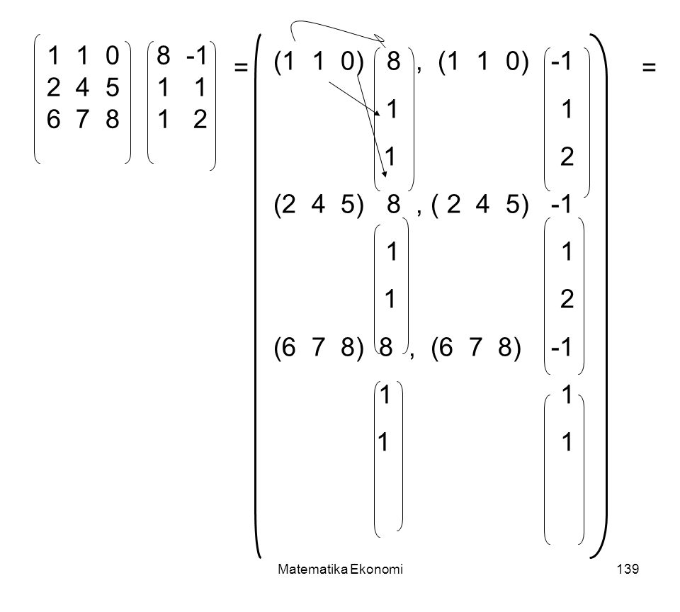 1 1 0 8 -1 2 4 5 1 1. 6 7 8 1 2. (1 1 0) 8 , (1 1 0) -1. 1 1.