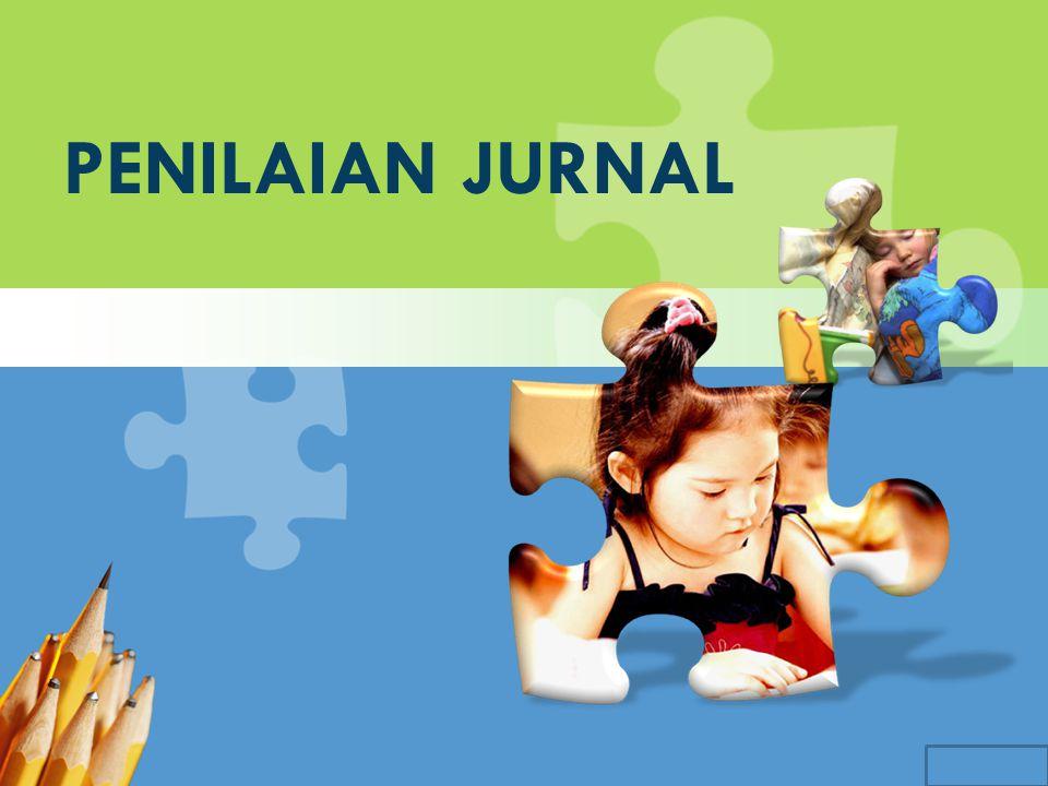 PENILAIAN JURNAL