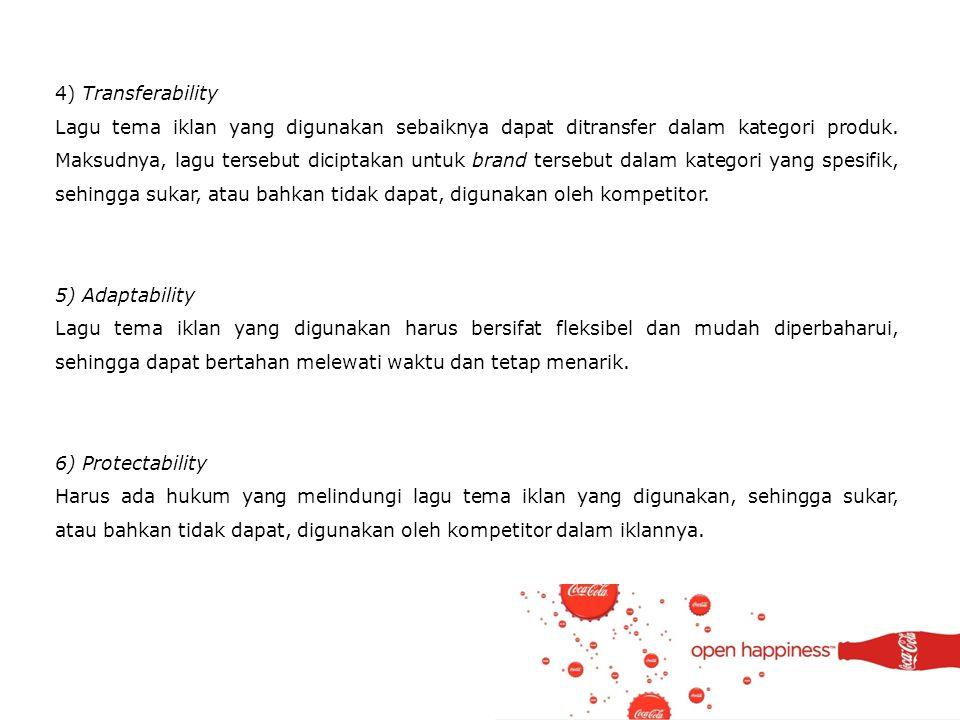4) Transferability