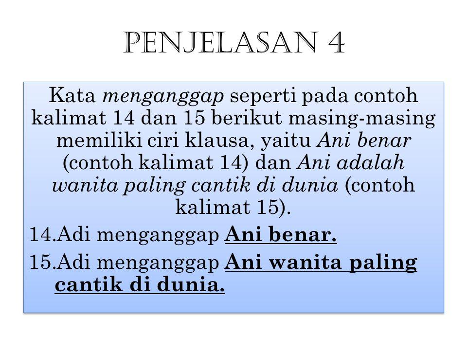Penjelasan 4