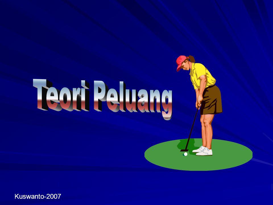 Teori Peluang Kuswanto-2007