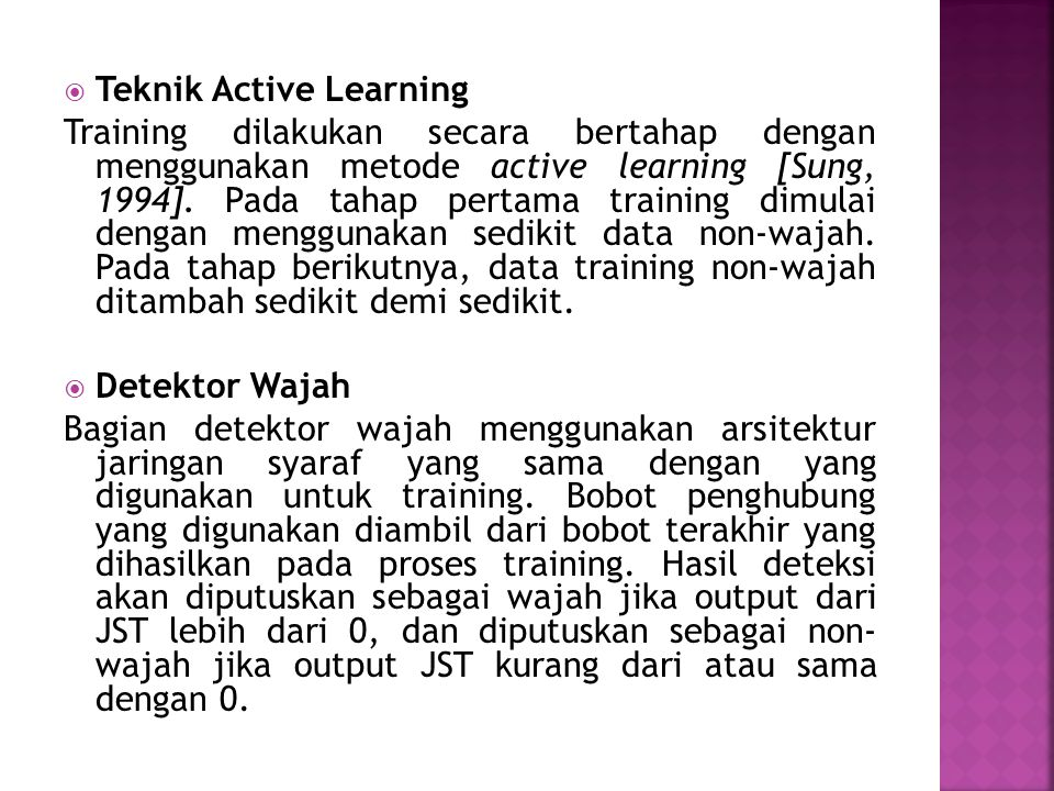Teknik Active Learning