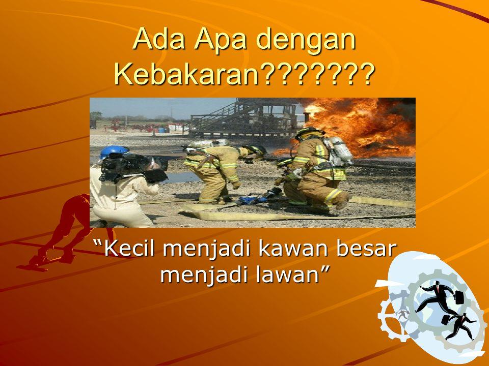 Ada Apa dengan Kebakaran