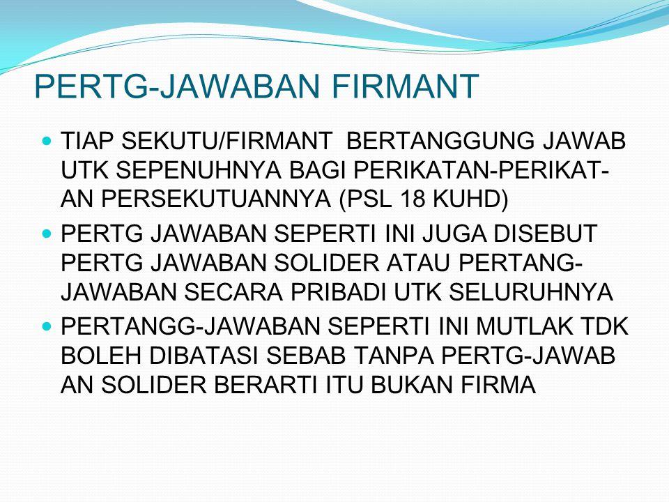 PERTG-JAWABAN FIRMANT