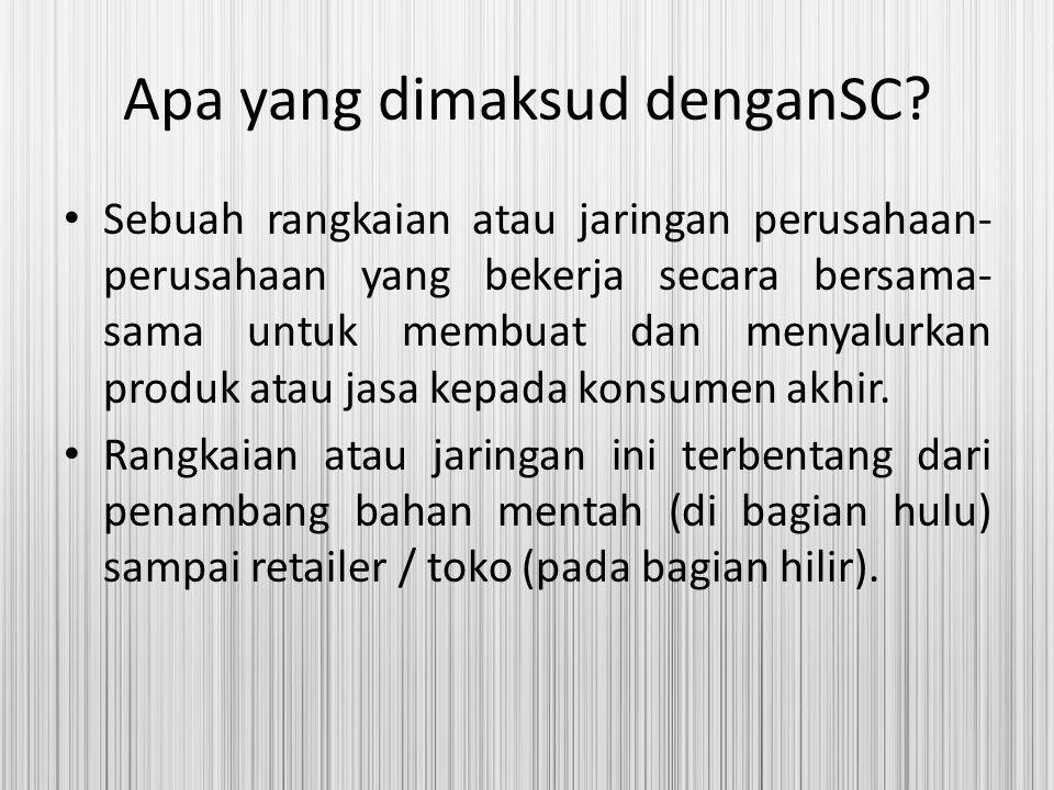 Apa yang dimaksud denganSC