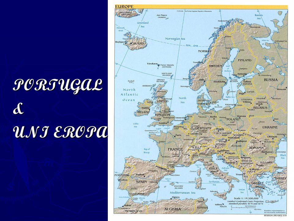PORTUGAL & UNI EROPA