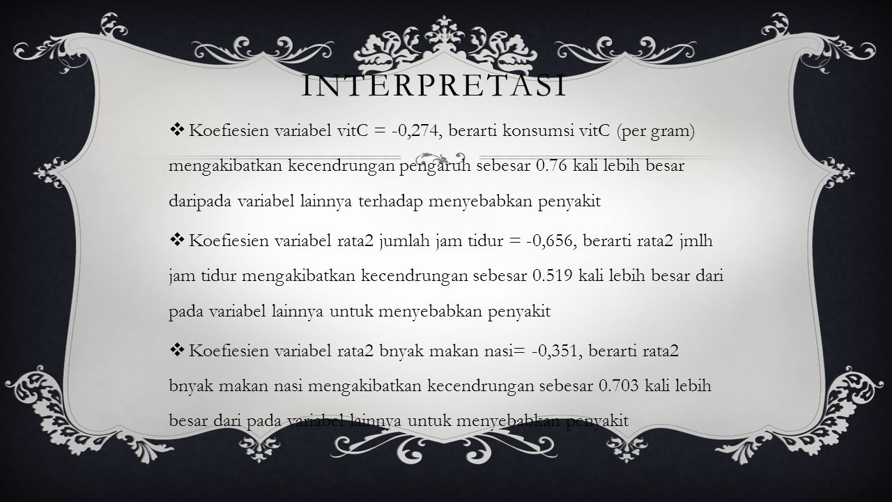 Interpretasi