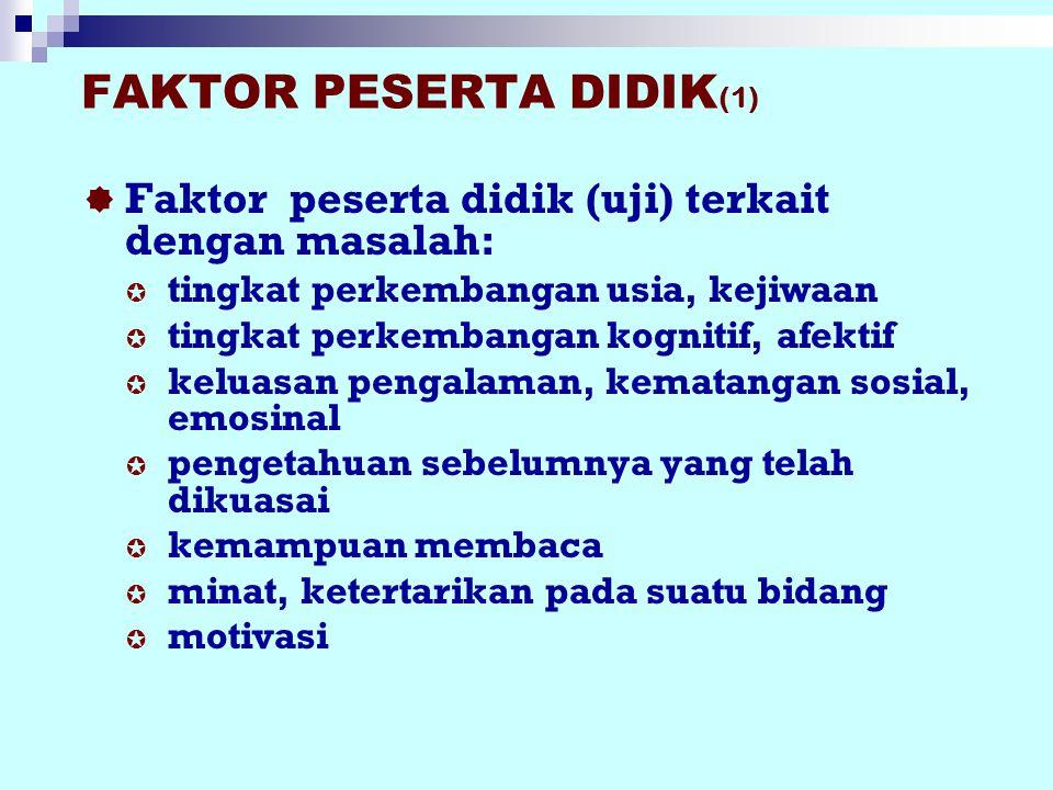 FAKTOR PESERTA DIDIK(1)