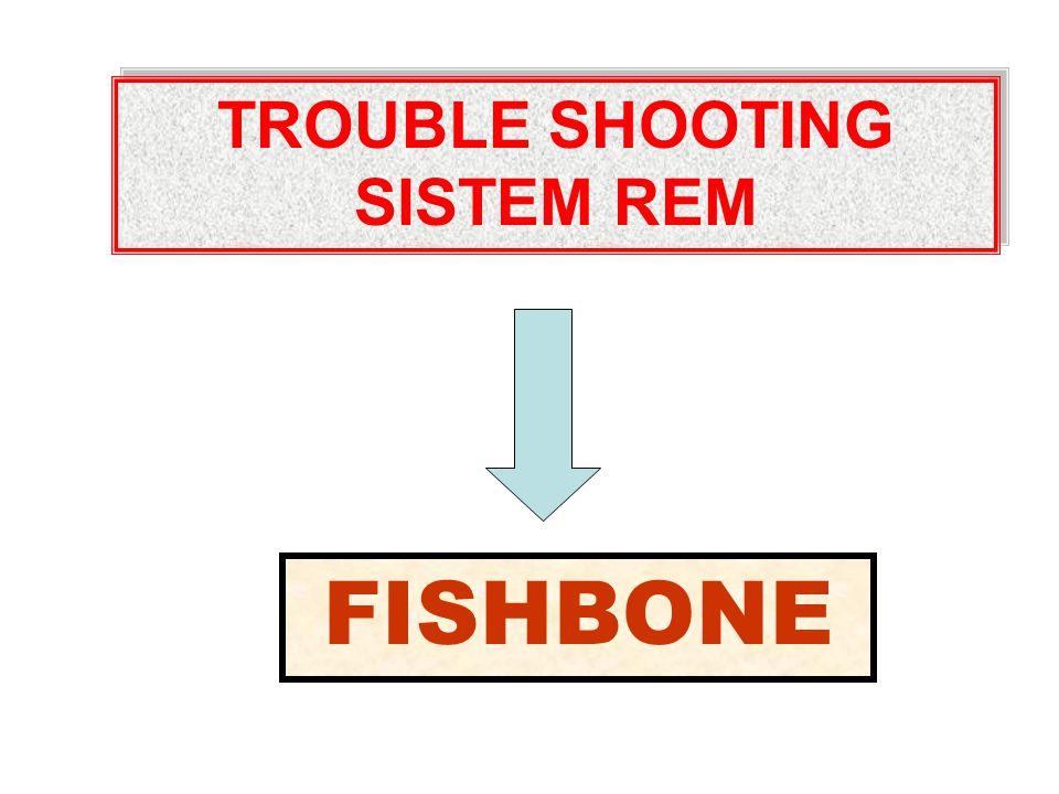 TROUBLE SHOOTING SISTEM REM FISHBONE