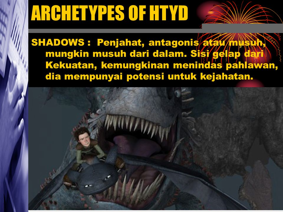 ARCHETYPES OF HTYD