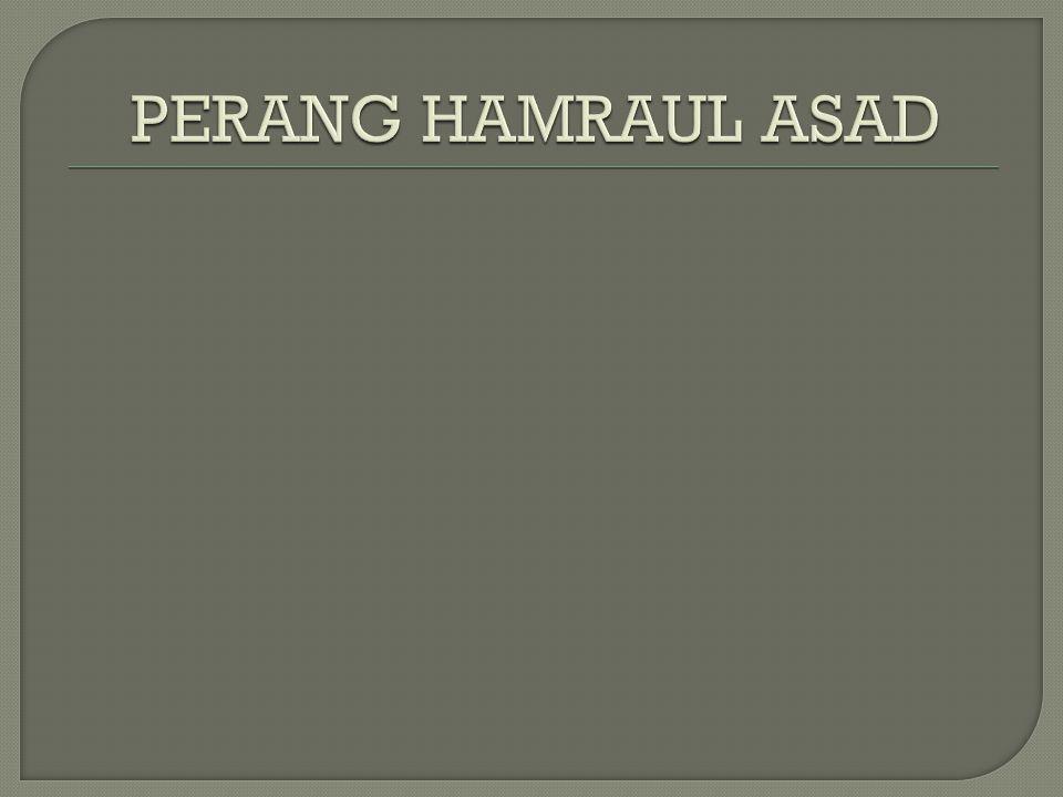 PERANG HAMRAUL ASAD