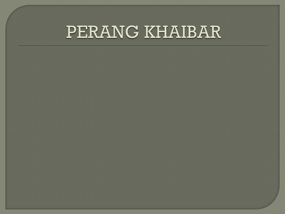 PERANG KHAIBAR