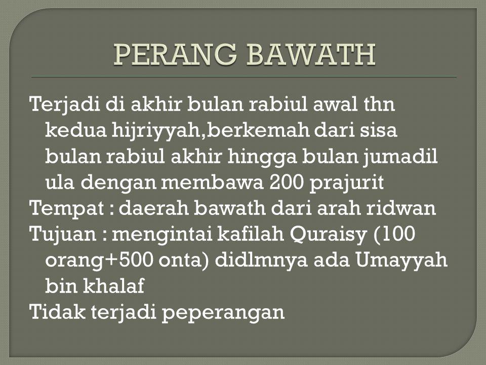 PERANG BAWATH