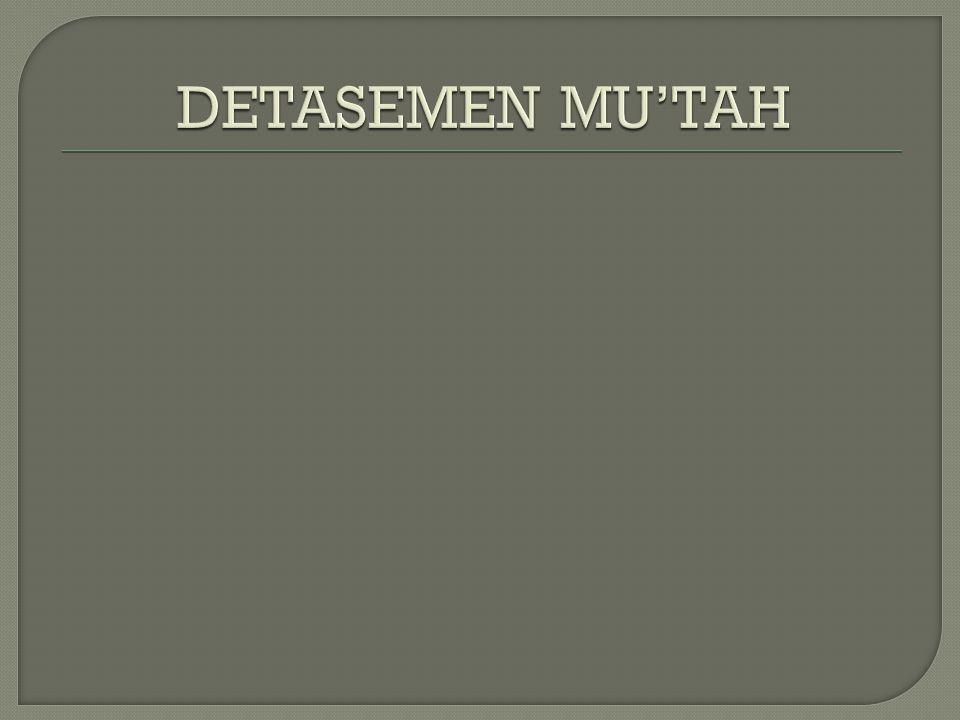 DETASEMEN MU'TAH